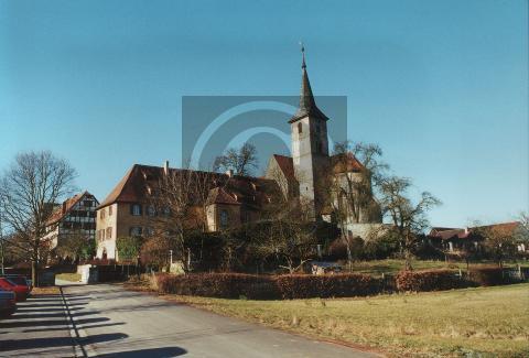 klosterchor bad windsheim